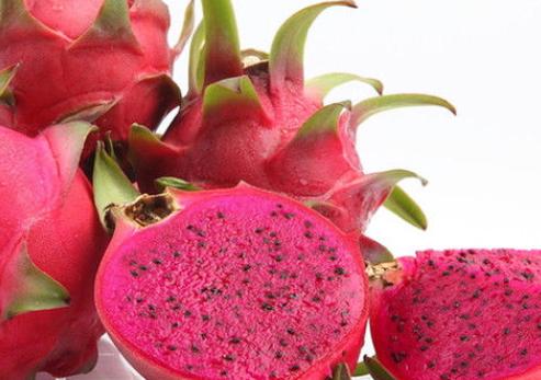 仙人掌果和火龙果_吃红心火龙果的好处_百度知道