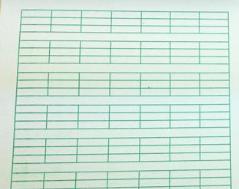 田格簿、拼音簿、拼音生字簿、生字簿,有什么区别?
