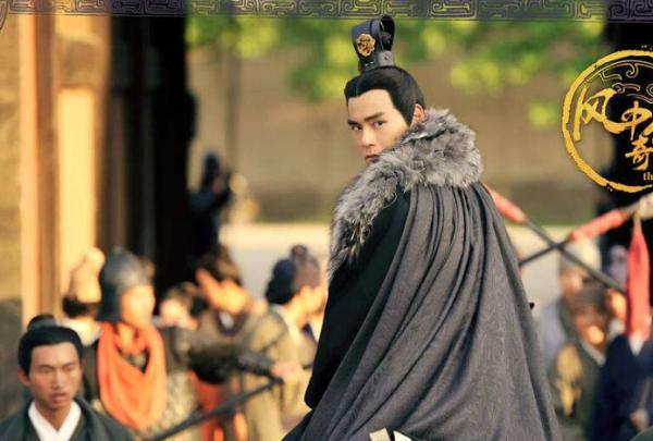 由李 的中王