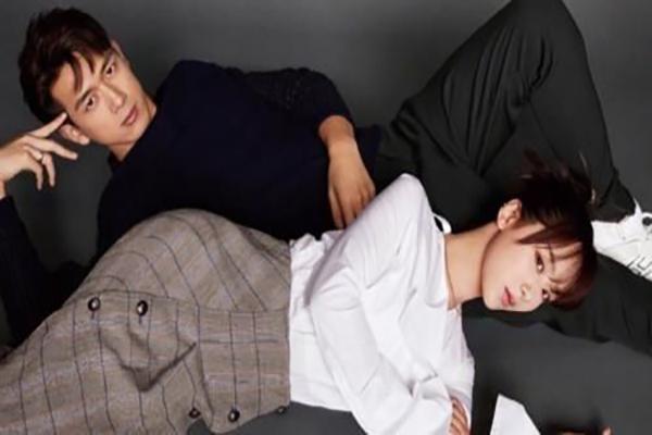 杨紫李现合体拍封面,是在晒甜蜜还是搞时尚呢?