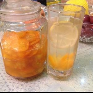 奶茶店做的金桔柠檬又酸又甜,配料是什么?