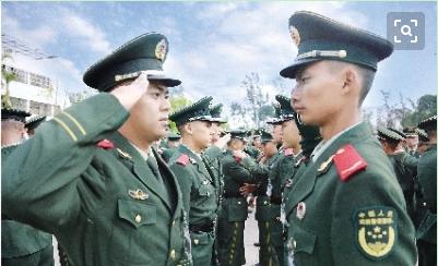 新兵训练三个月为什么没下连队,说是再培训六个月...