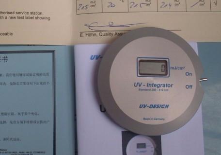 uv-intmircouv能量计_供应德国UV-intMirco最小UV能量计(德国原装进口)