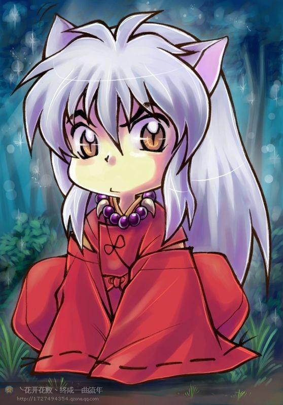 犬夜叉图片动漫版桔梗_求犬夜叉的唯美图片_百度知道