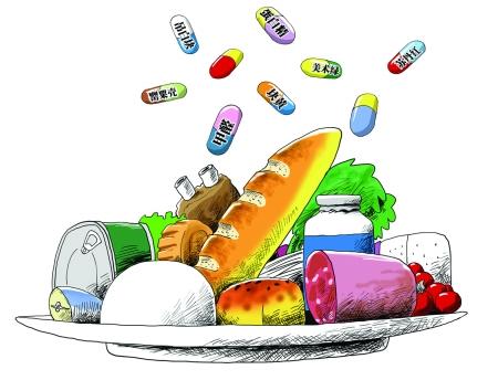 食品添加剂对健康有危害吗?