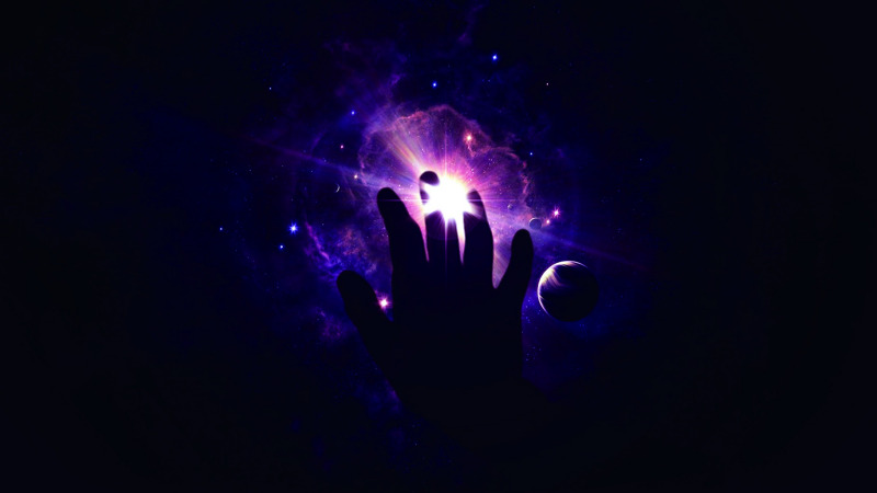 宇宙台阶: 从无限大到无限小