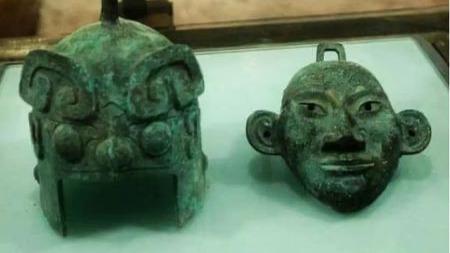 西欧封闭式头盔VS东方面具盔:谁才是古代战场上的护脸神器?的头图