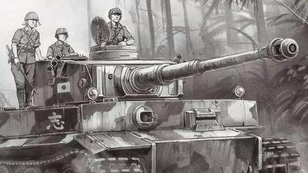 二战日本被德国歧视?高价想买的虎式坦克,白送别人也不给!