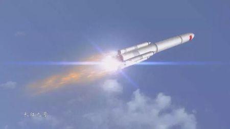 马斯克公布绕月游客的同一天,长征九号也有了新消息