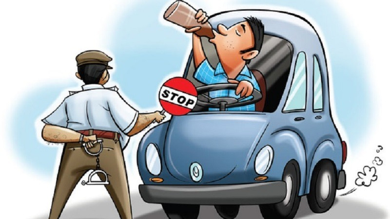 多少酒能喝出酒驾?喝多少酒开车是安全的?