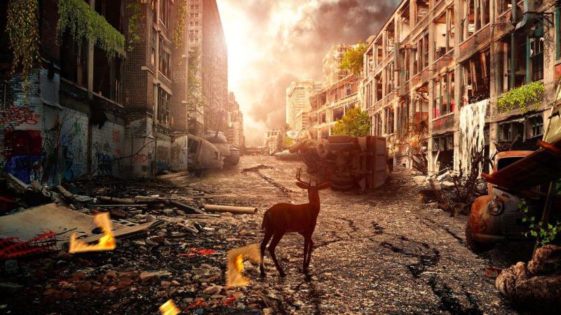 人类什么时候会濒临灭绝?