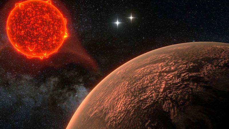 《流浪地球》中地球要去比邻星,那会遇到三体问题吗?的头图