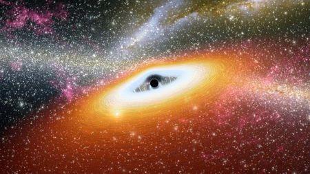 宇宙中最迷人的现象:黑洞、类星体和超新星
