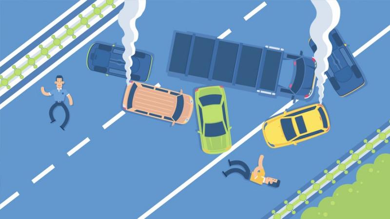 事故猛于虎!高速突发事故怎么做才最安全?