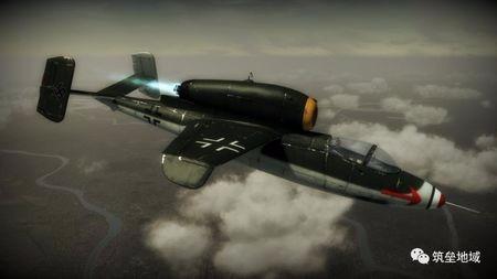 飞了3分钟就解体的奇葩飞机:德国He162喷气式战斗机趣谈