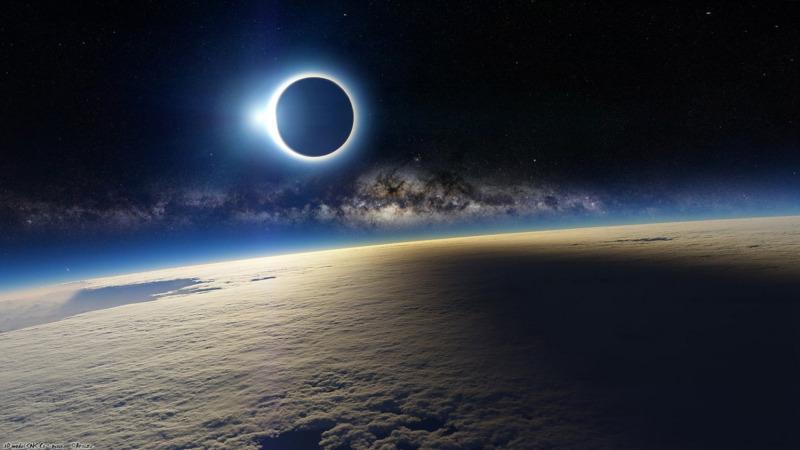 被日食月食改变命运的人们