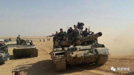 坦克里的老廉颇:叙利亚战争中的T62M坦克传奇