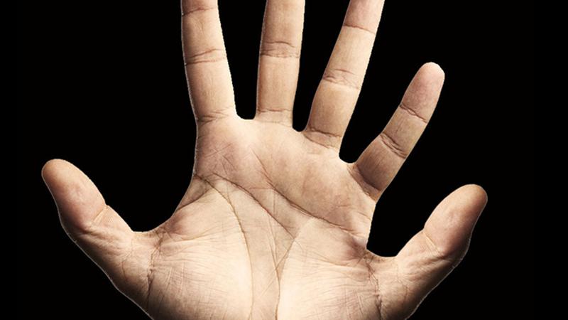 如果人类都进化出六根手指会怎样?