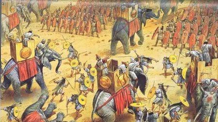 古代战场上的大象,真是为了战争而生吗?的头图