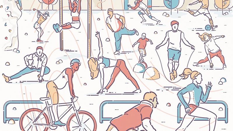 科学之谜|最佳锻炼指南?的头图