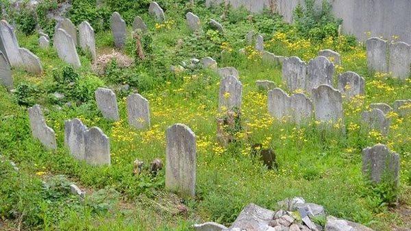 世界上那些通过在线地图发现的神秘墓地!