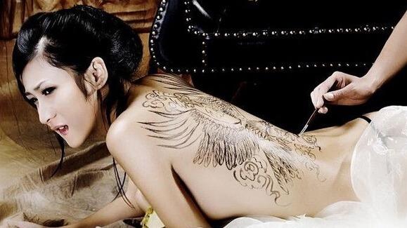 为什么纹身不会消退和减淡?的头图