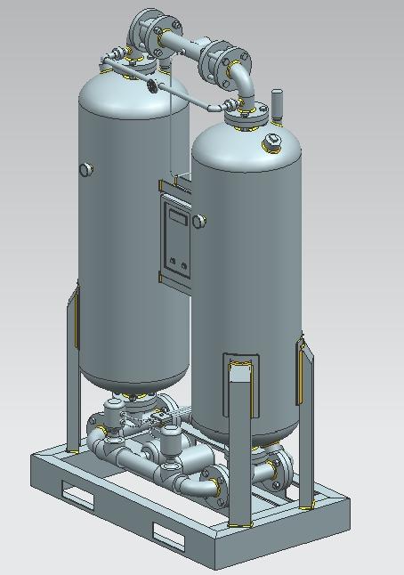 药用干燥机的工作原理_干燥机的工作原理