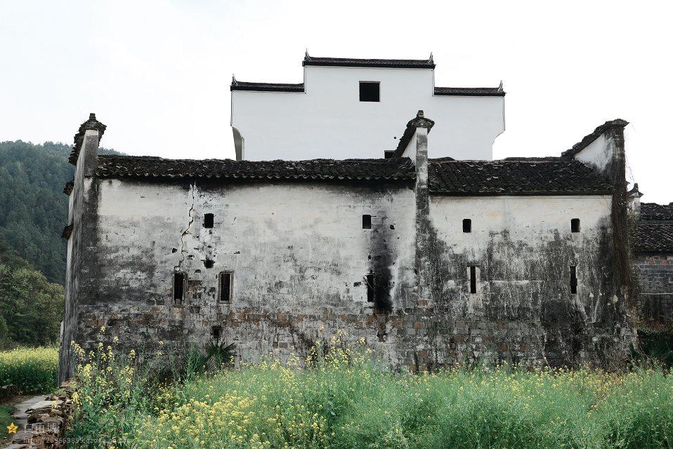 徽派老房子圖片