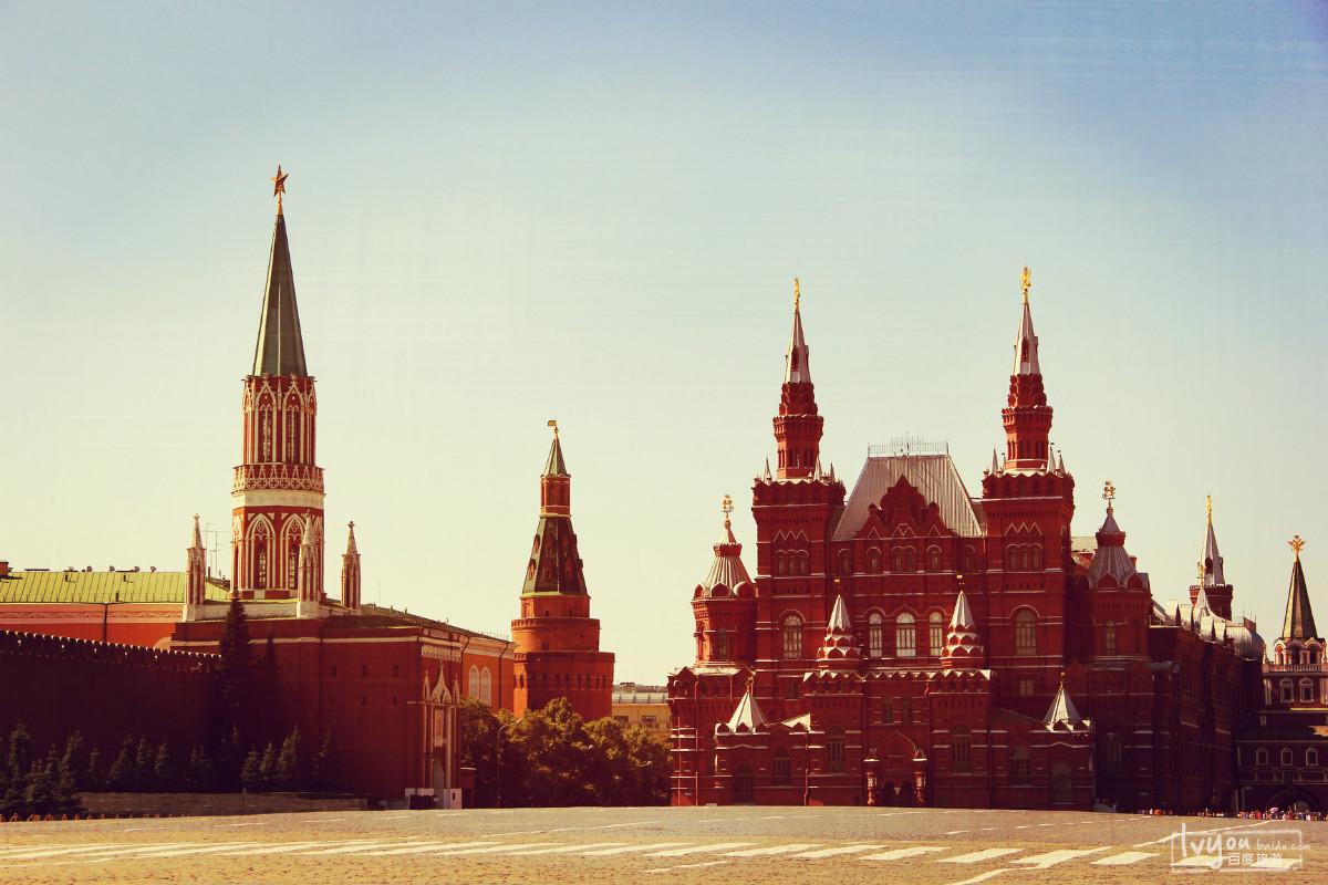 莫斯科 圣彼得堡旅游攻略图片52