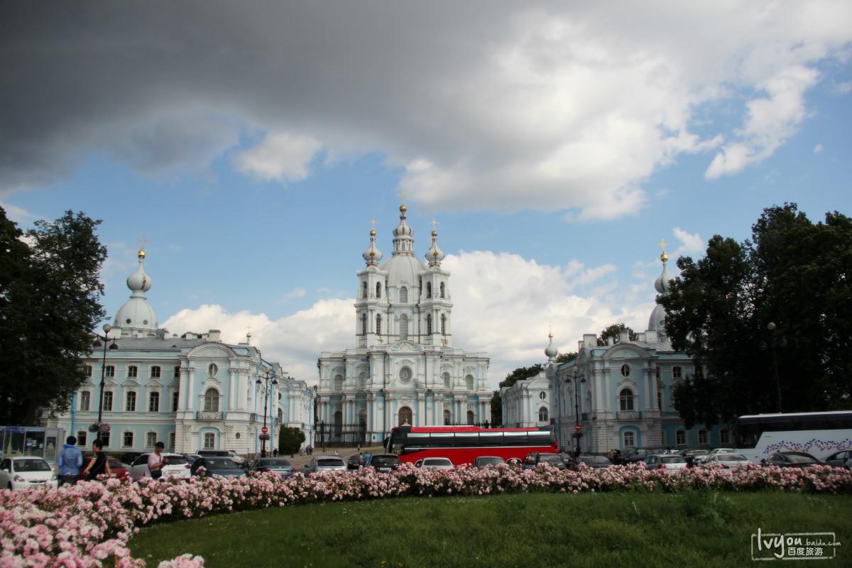 莫斯科 圣彼得堡旅游攻略图片20