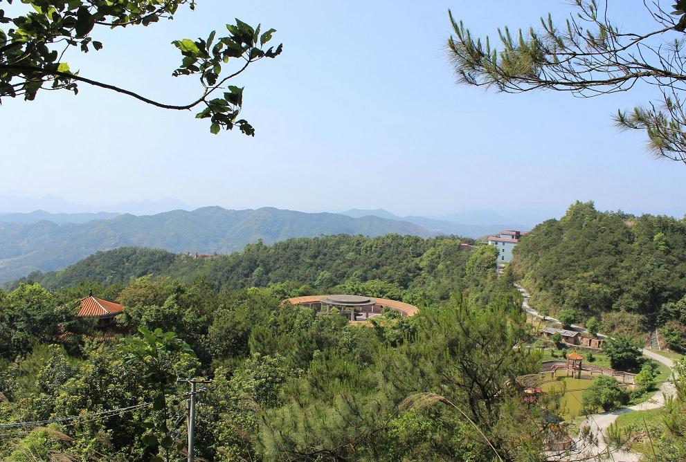 太华山图片