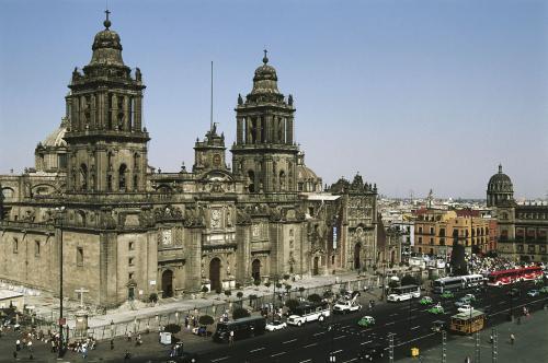 墨西哥城有什么好玩的地方