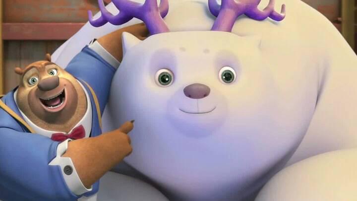 熊出没之雪岭熊风图片团子_求《熊出没之雪岭熊风》中 大白熊团子 高清图片如果好就采纳 ...