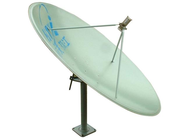 大锅高频头安装图_卫星大锅安装示意图_百度知道