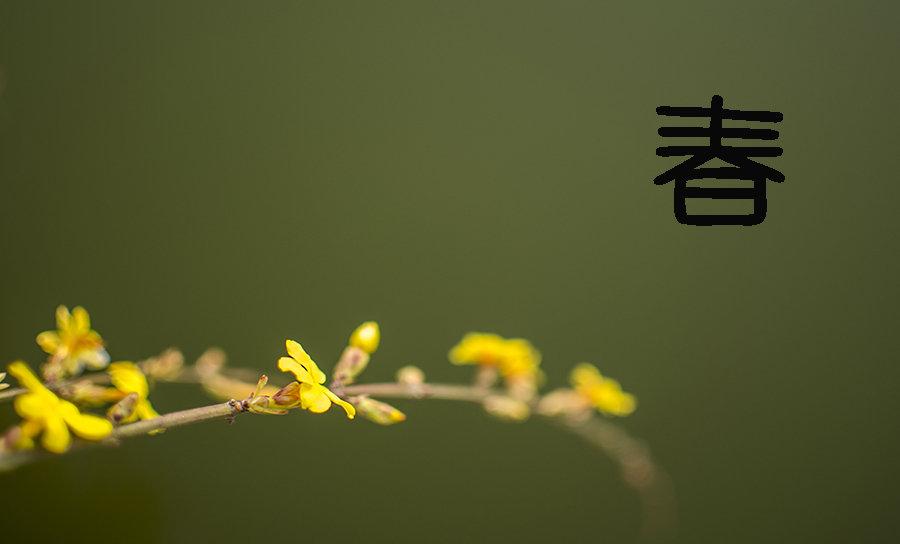 一年级春节诗词