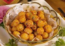 土豆抗性淀粉含量