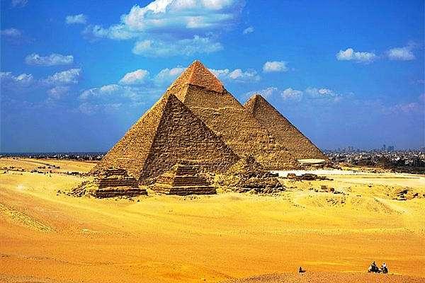 世界古代七大奇观