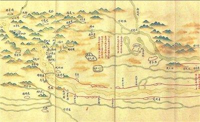 什刹海景区地图