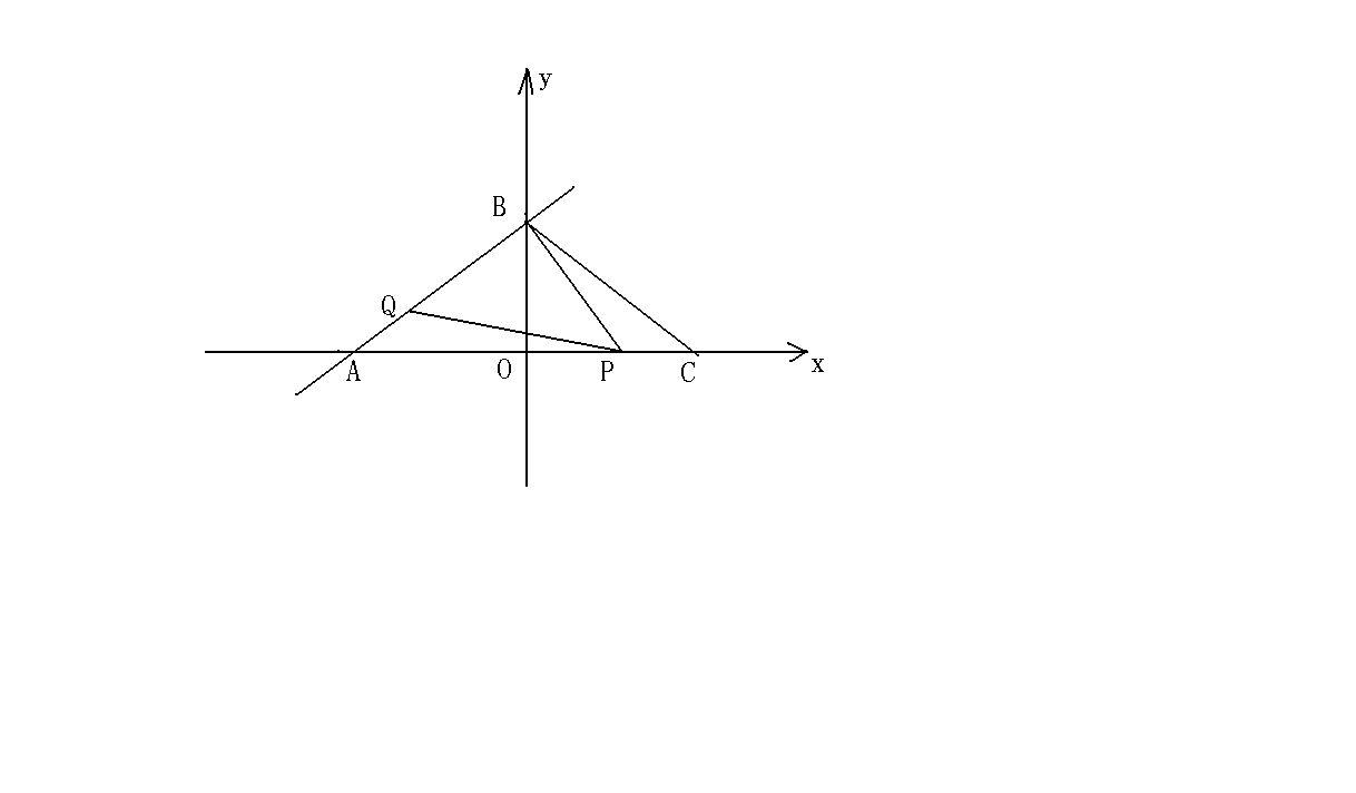 月经量��l$y�#�.b:,��!_如图,直线l:y=3/4x+6交x,y轴分别为a,b两点,c与a关于y