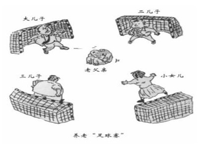 severely的意思_05 As is vividly demonstrated in the picture above, there are four children who are ...