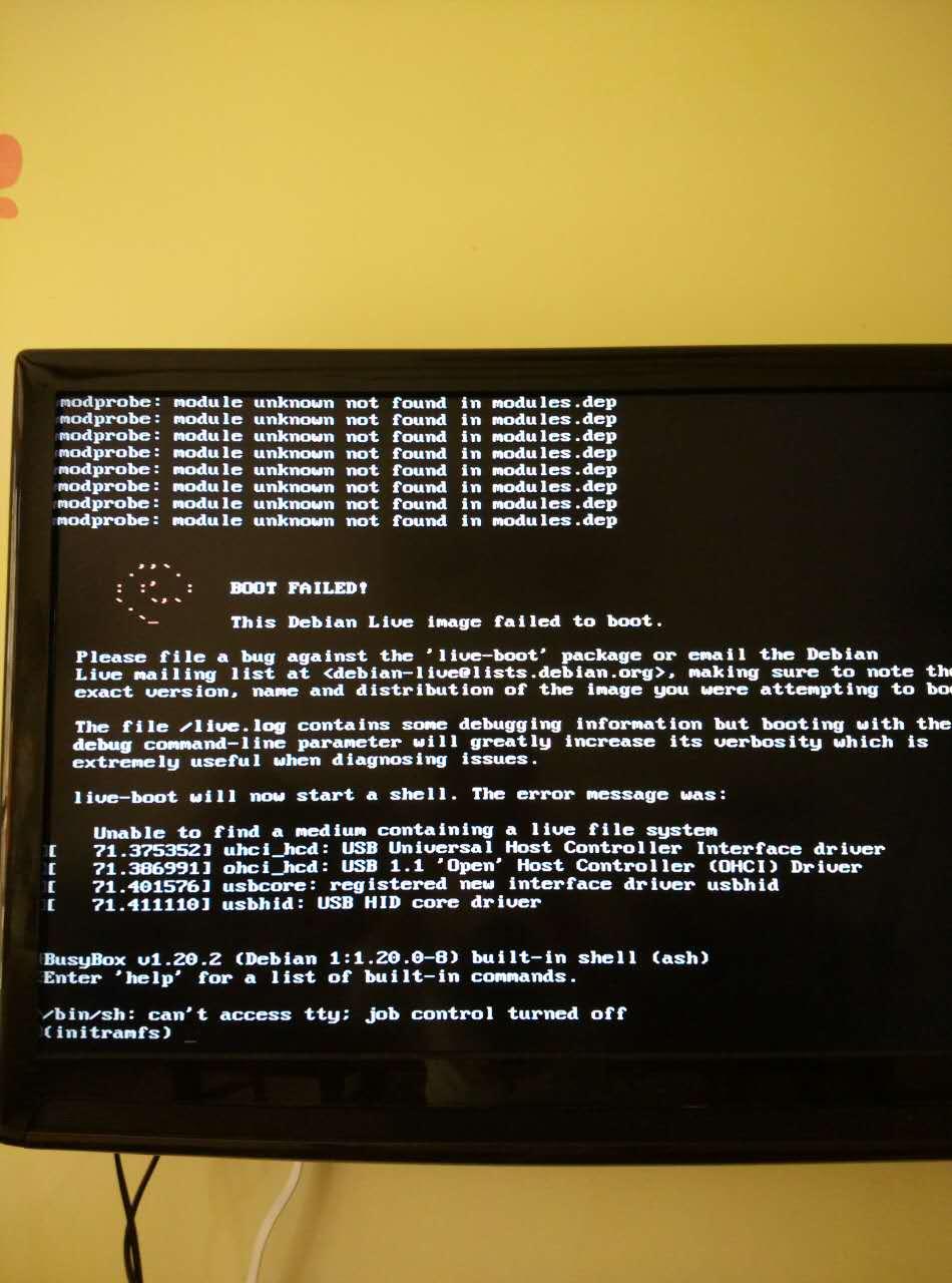 我用立人J1900T1的主板装ubuntu系统出现问题请问怎么解决?_百度知道