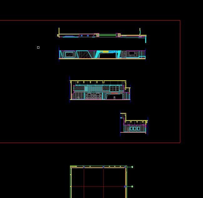 cad布局空间怎么用_cad布局空间绘制的图怎么修改和模型一致_百度知道