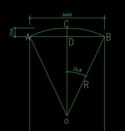 油罐拱顶面积怎样计算