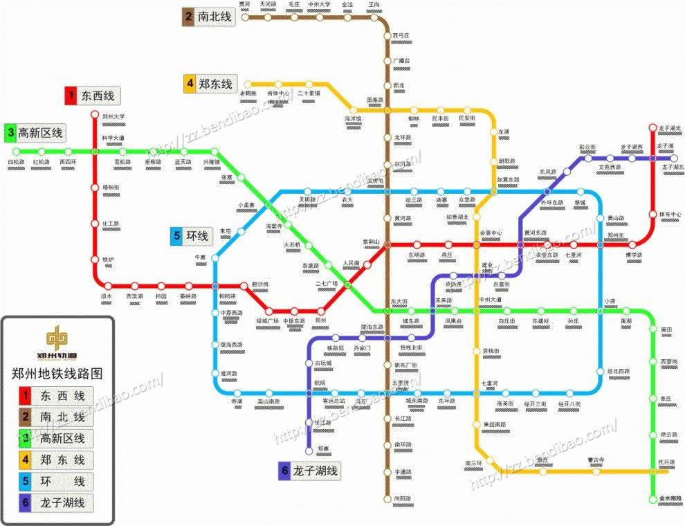 合肥地铁高清线路图_郑州地铁规划图哪有高清的图牌_百度知道