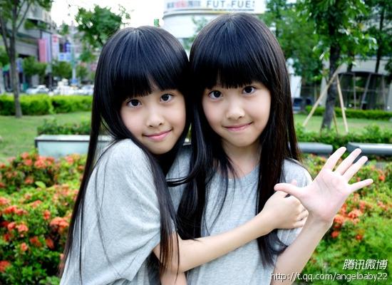 曾被誉为台湾最美双胞胎长大了!现在居然长成这样?