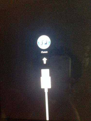 k宝连接电脑没反应_iPad更新到一半我给取消了,然后开机就开不了一直这个界面 ...