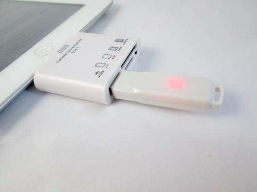 ipad mini 插u盘_ipad可以用u盘吗_百度知道