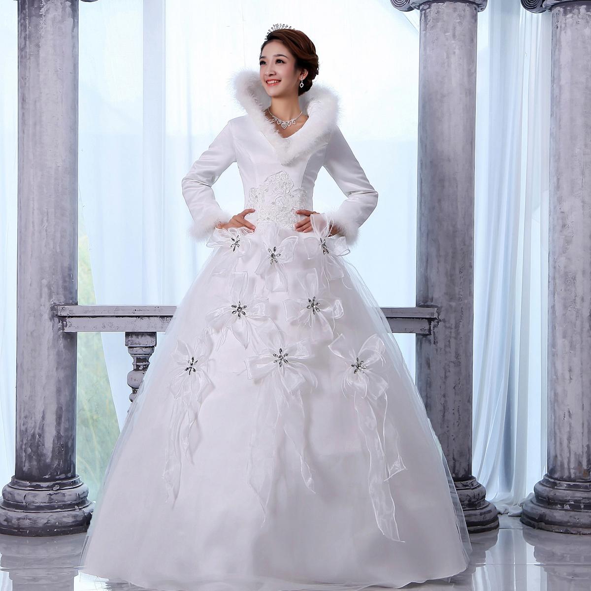冬季结婚穿什么婚纱_冬天穿什么婚纱求图片_百度知道