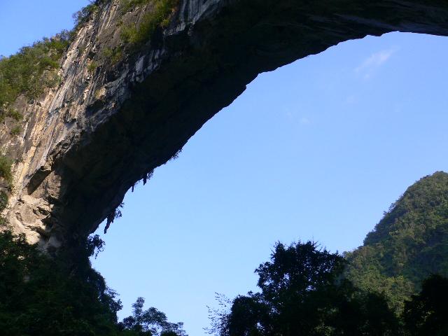 晋江金井围头海景囹�a_仙人桥的由来