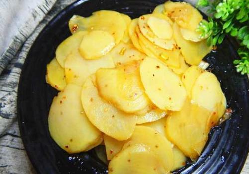 土豆片消水肿的原理_土豆片图片